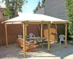 Metal Pergolas With Canopy by Patio Room Designs Image Of Beauty Large Gazebo Canopy From Red