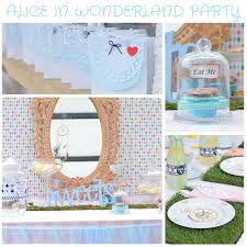 Alice In Wonderland Baby Shower Decorations - birthday decorations the party ville u2013 party planner luxembourg