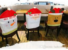 snowman chair covers discount christmas kitchen chair covers 2017 christmas kitchen
