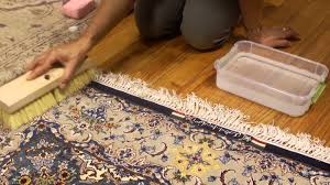How Clean Rug How To Clean Antique Rugs Rug Care Youtube