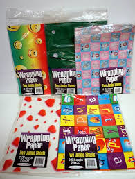 wholesale wrapping paper buy wholesale assorted flat wrap gift wrapping paper 2 jumbo sheets