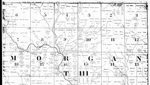 Colorado County Maps by 1836 Butler Co Ohio Plat Maps Kowallek Family On The Web