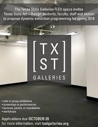 Texas State Art And Design Texas State Galleries Home Facebook