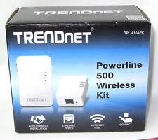 tpl 410ap trendnet powerline networking ebay