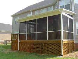 Sunroom On Existing Deck 2017 Screened In Porch Cost Screened In Porch Prices Cost To Build