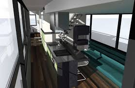 houseboat sea 7 design