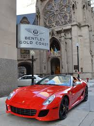 cars ferrari gold used cars for sale new cars for sale car dealers cars chicago
