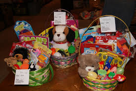 easter baskets u0026 stuffed animals families building faith
