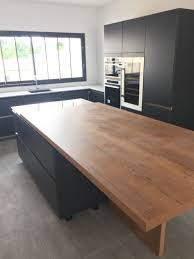 faire plan de travail cuisine fabriquer plan de travail cuisine idées décoration intérieure