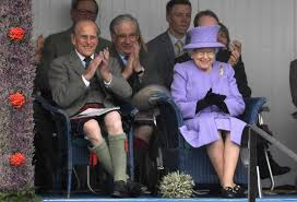 members of the royal family attend the 2016 braemar