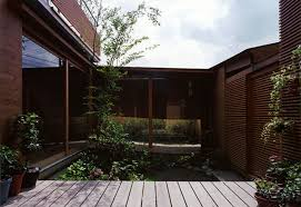 modern wood japanese tea garden wallpaper home design ideas