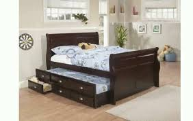 bed frames queen size trundle beds twin bed with pop up trundle