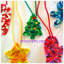 melted in cookie cutter ornaments she z crafty