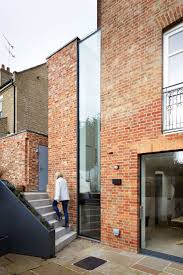 Old Homes With Modern Interiors Best 25 Modern Brick House Ideas On Pinterest Modern Exterior