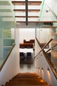 Wall Mounted Handrail Wall Mounted Handrail Staircase Contemporary With Apartment Closed