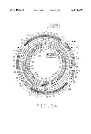 patent us6114790 sixteen and thirty two slot three phase drawing