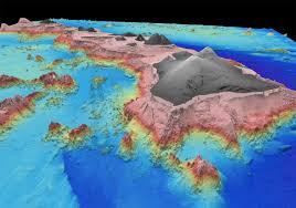 Blank Map Of Hawaiian Islands by Ocean Lab