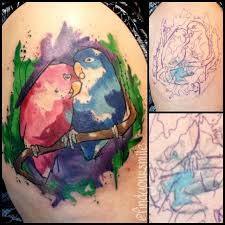 watercolor tattoo tattoos watercolor pinterest watercolour