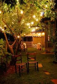 Stringing Lights In Backyard by The Best Outdoor String Lights To Light Up The Backyard Patio Or