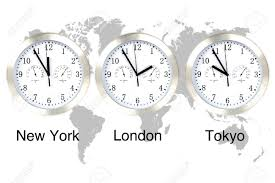 Is Time Zone Map by What It U0027s Like Living In A Different Time Zone