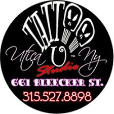 tattoo u studio tattoo 661 bleecker st utica ny phone