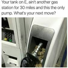 Gas Station Meme - trending current events