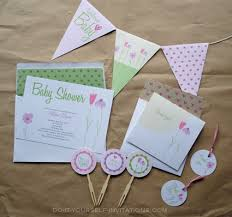 baby shower kits baby shower invitation kits theruntime