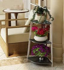 blumenhalter balkon wenzhe blumenständer moderne einfache drei story corner