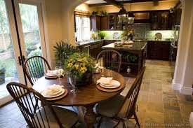 kitchen cabinets what color table pictures of kitchens traditional wood walnut color