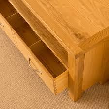 light wood corner tv stand newlyn light stone painted real veneer oak corner tv stand
