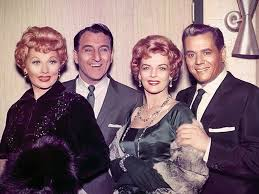 Desi Arnav by Lucy Danny Thomas Marjorie Lord And Desi I Love Lucy