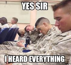 Army Girlfriend Memes - pretty sure this is what alex does during those meetings lol let