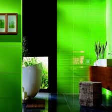 bathroom tiles green interior design