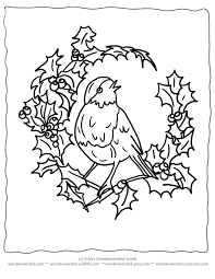 tweety bird coloring pages print christmas coloring