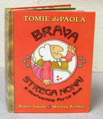 teaching with tomie depaola books part 3 the strega nona series