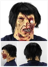 halloween haunted house horror vampire infected zombie mask