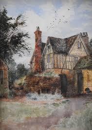 charles bennett tudor house at 1stdibs