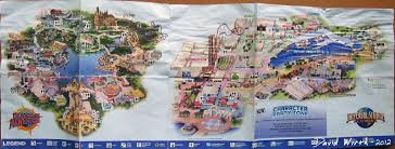 Orlando Parks Map by Orlando Florida Universal Studios Part 1
