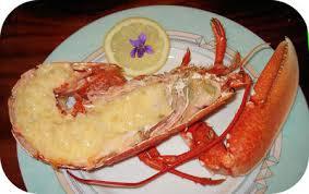 comment cuisiner un homard congelé homard grillé au four