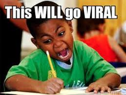 Viral Meme - website hacked or viral adelia risk