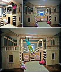 Bunk Bed Fort Fort Bunk Bed And Fort Bunk Bed Plans Podemosmataro Info