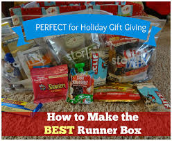 Fitness Gift Basket Fairytales And Fitness The Best Home Made Runner Box