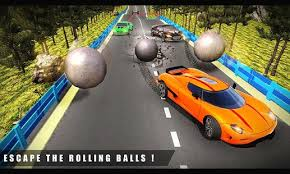 chained cars crash u2013 rolling balls destruction android apps on