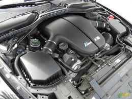2007 bmw m6 coupe 5 0 liter dohc 40 valve vvt v10 engine photo