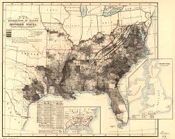 Map Of The Southern United States by Doc Butler U0027s U S History Website For Students Maps