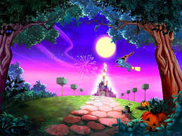 halloween background pink disney halloween backgrounds wallpaper cave