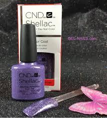 cnd shellac alluring amethyst 91263 gel color coat l gel nails com