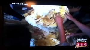 cake boss bridezilla cake boss so1e03 cake smash youtube
