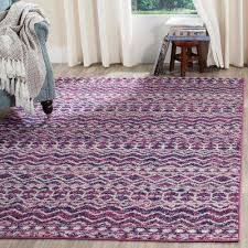 Lavender Throw Rugs 7 X 9 Purple Area Rugs Rugs The Home Depot