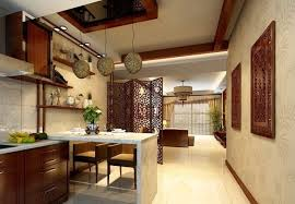 kitchen living room divider ideas partition between kitchen and living room interior design on room